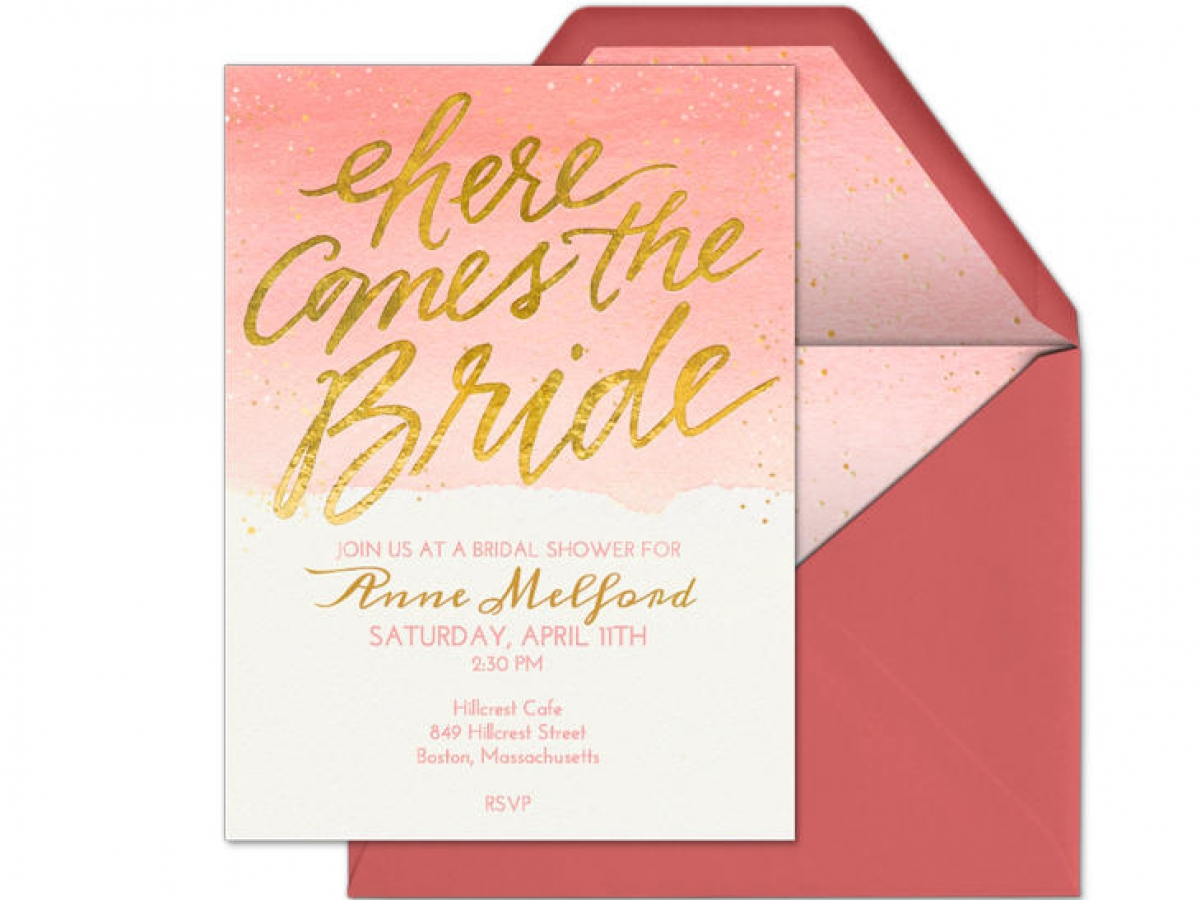 Electronic Invitation Sites For Events Planning To Succeed